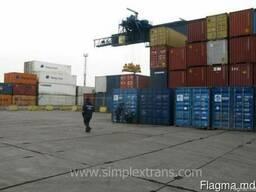 Доставка грузов из Израиля в Казахстан, Узбекистан, Таджикис