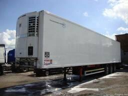 Международные грузовые- рефрежераторные перевозки (РЕФ)