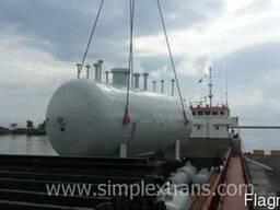 Перевозка нефтегазового оборудования, газовых компрессорных