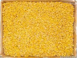 Продам замороженную кукурузу горошек зеленый фасоль