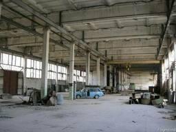 Производственное складское помещение 2300 м2 в Каушанах