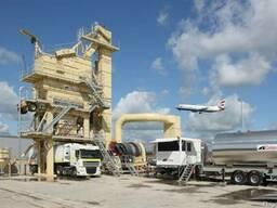 Стационарный асфальтный завод Sinosun SAP 80 (80 т/ч)