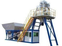 Стационарный бетонный завод Constmash Компакт 30 (30 м3/час)