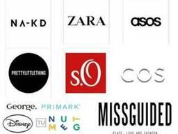 Стоковая одежда оптом известных европейских брендов