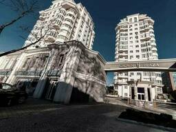 2-комнатная квартира в центре Кишинева. Комплекс Crown Plaza