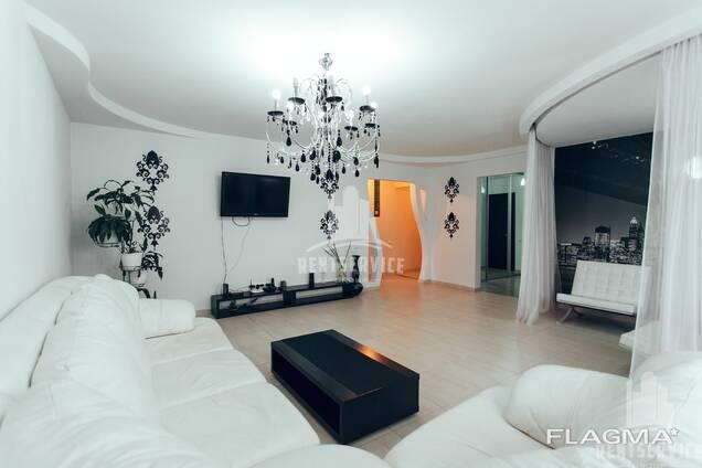3-х комнатная квартира класса-люкс с джакузи.