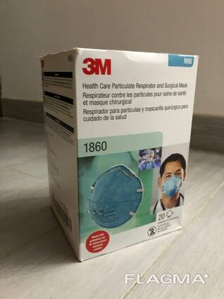 3M 8210 N95 ,3M 1680 N95 ,3 Ply Face Mask And IR Thermometer