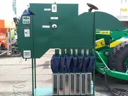 Аэродинамический сепаратор ИСМ-10 для зерна