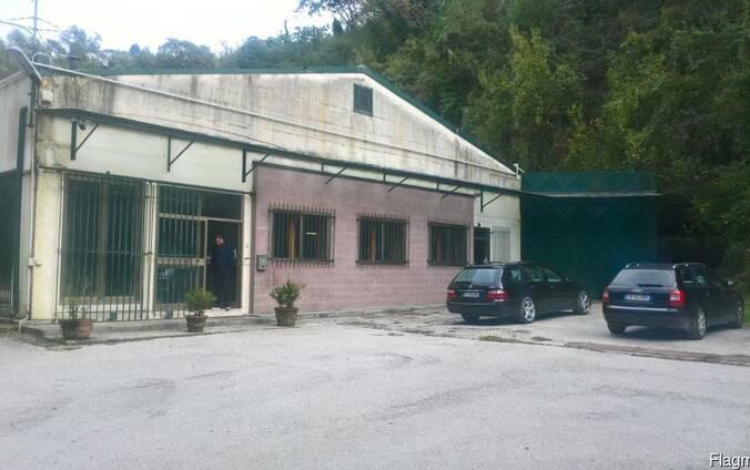 Алмазный завод в Италии