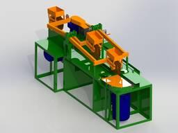 Алтай-ГП 500М Станок горбыльно-перерабатывающий