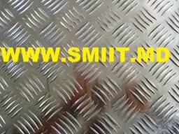 Алюминий - листы гладкие, рифленые, трубы, профили и полосы