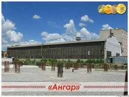 Ангар 18х78 под склад, производство