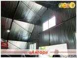Ангар для подсобного помещения и ремонта техники. СТО - фото 4