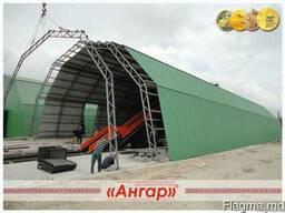 Ангар - Выгодная альтернатива капитальному строительству - фото 2