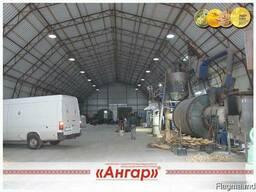 Ангары для деревообрабатывающей отрасли под склады - фото 6