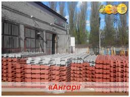 Ангары полигональные для хранения с/х продукции, зерна - фото 6