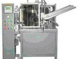 Автомат для фасовки в алюминиевые тубы 074.32.02