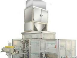 Автомат для упаковки сыпучих в открытые мешки 022.50.01
