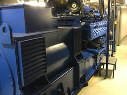 Б/У газопоршневая установка MWM TBG 620, 1995 г. , 1 052 Квт.
