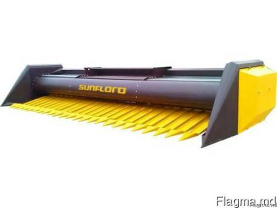 Без рядковая жатка для уборки подсолнечника «Sunfloro New»