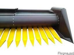 Без рядковая жатка для уборки подсолнечника «Sunfloro New» - фото 3
