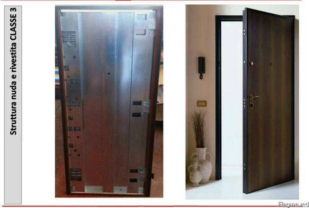 Бронированные двери оптом (made in italy)