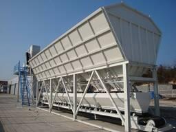 Быстровозводимый бетонный завод Sumab T-15