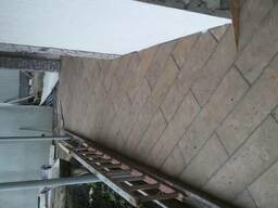 Cherestea scandura parchet pavaj trotuar-Плитка тротуарная - фото 3