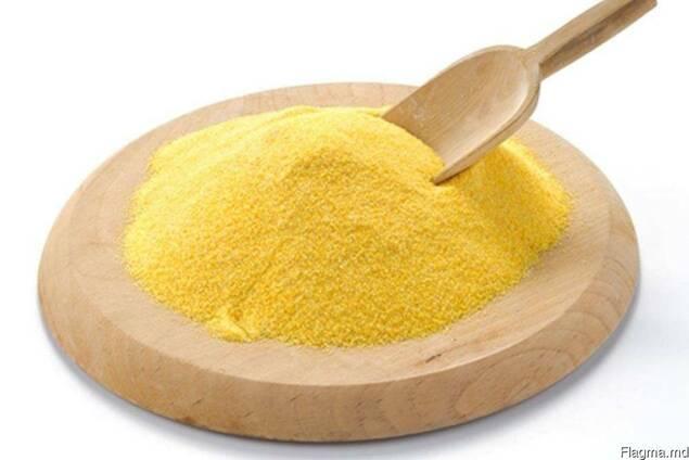 Crupe de porumb (Corn grains)