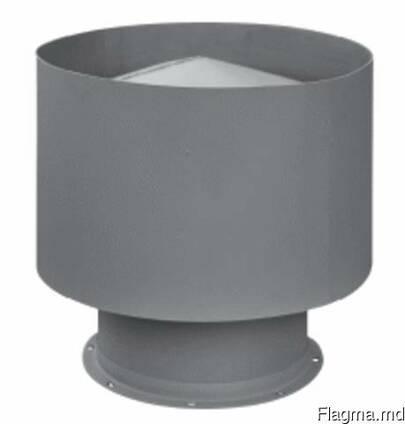 Дефлекторы вентиляционные всех типоразмеров от производителя