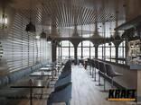Дизайнерские подвесные потолки KRAFT от производителя - фото 6