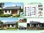 Дом из газобетона - фото 1