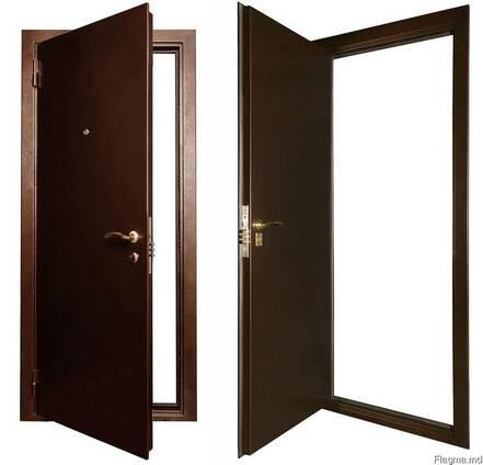 Дверь бронированая