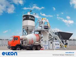 ELKON- компактные бетонные заводы