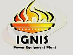 Генератор горячего воздуха IGNIS 50 - 2000 кВт/ч.