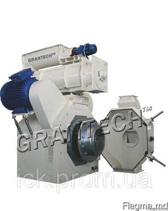 Гранулятор для производства биотоплива (пеллет)