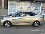 Hyundai Accent автомат 2011. Прокат авто от 25 евро/сутки!!! - фото 4
