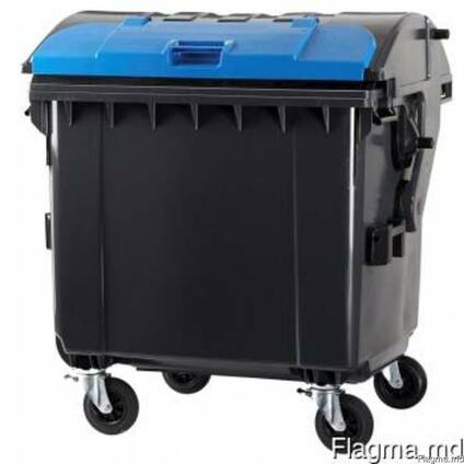 Контейнер для мусора 1100 литров Кишинев