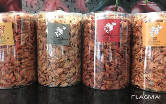 Креветка сушенная Dried shimp
