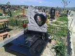 LiderGranit. Самые дешёвые гранитные памятники в Молдове. - фото 4