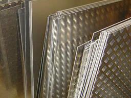 Лист алюминиевый квинтет 1050А (А5Н) 1,5х1500х3000 мм купить - фото 2