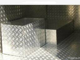 Лист алюминиевый квинтет 1050А (А5Н) 3, 0х1500х3000 мм купить