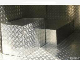 Лист алюминиевый квинтет 1050А (А5Н) 1,5х1500х3000 мм купить - фото 3