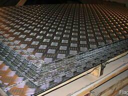 Лист алюминиевый квинтет 1050А (А5Н) 2,0х1500х3000 мм купит - фото 2