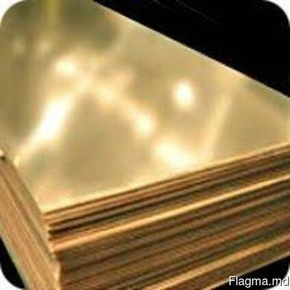 Лист латунный Л63 птв3х600х1500 мм. Купить. Цена. Доставка