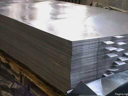 Лист нержавеющий AISI 430 5,0х1000х2000 мм. Купить.