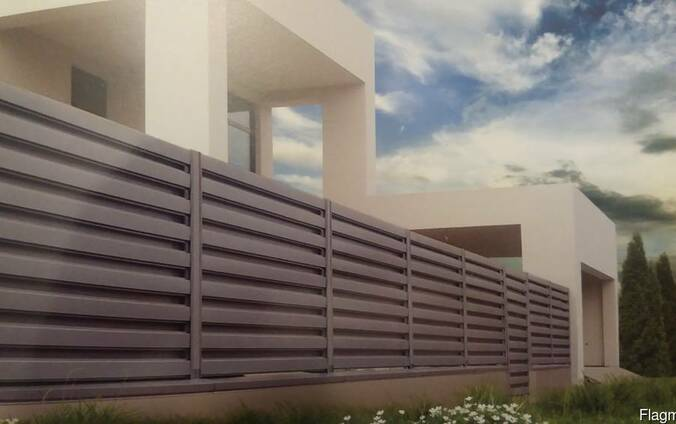 Металл тонколистовой для ограждений фасадов зданий потолков