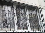 Металлические решетки для окон . готовые решения недорого. - фото 1