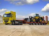 Международные перевозки негабаритных грузов - фото 1