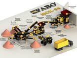 Мобильная дробильно-сортировочная установка. FABO-MCK-95 - фото 6